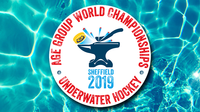 The Underwater Hockey Age Group World Championships  are ready to make a SPLASH in Sheffield!